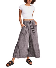 Free People Make It Maxi Wide Leg Pants