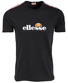 Men's Acapulco Taped Sleeves & Logo T-Shirt