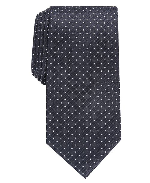 Perry Ellis Men's Kimball Micro-Dot Tie