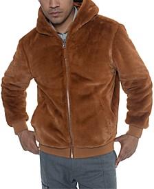 Men's Faux Fur Jacket