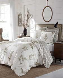 Willow Full/Queen Duvet Cover Set