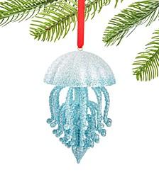 Seaside Glittered Jellyfish Ornament, Created for Macy's