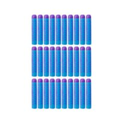 Closeout! Fortnite Nerf Official 30 Dart Elite Refill Pack for Nerf Fortnite Elite Dart Blasters - Compatible with Nerf Elite Blasters - For Youth, Teens, Adults