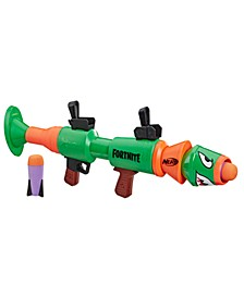 CLOSEOUT! Fortnite RL Blaster -- Fires Foam Rockets -- Includes 2 Official Nerf Fortnite Rockets -- For Youth, Teens, Adults