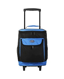 "Travelers Club Cool Carry 16"" Rolling Cooler"