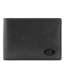 Manchester Collection Men's RFID Secure Slim Wallet