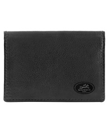 Manchester Collection Men's RFID Secure Expandable Credit Card Case