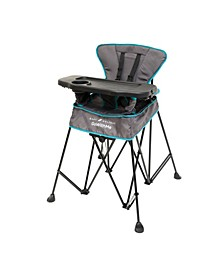 Go With Me Uplift Deluxe Portable Highchair