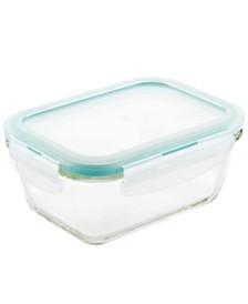 Lock n Lock Purely Better™ Glass 14-Oz. Rectangular Food Storage Container