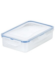Lock n Lock Easy Essentials™ On the Go Divided Rectangular 27-Oz. Food Storage Container