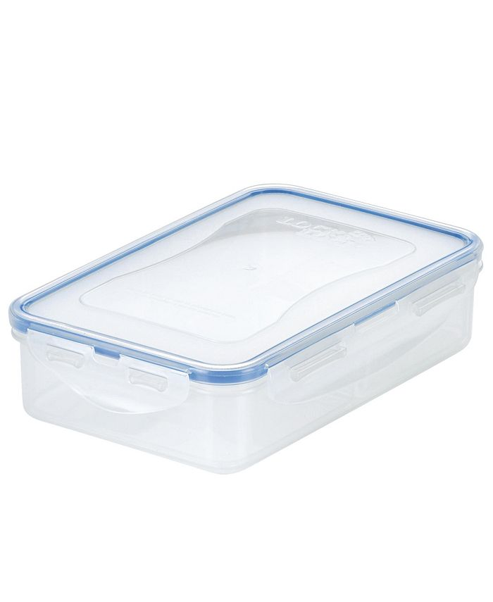 Lock n Lock - Easy Essentials™ On the Go Divided Rectangular 27-Oz. Food Storage Container