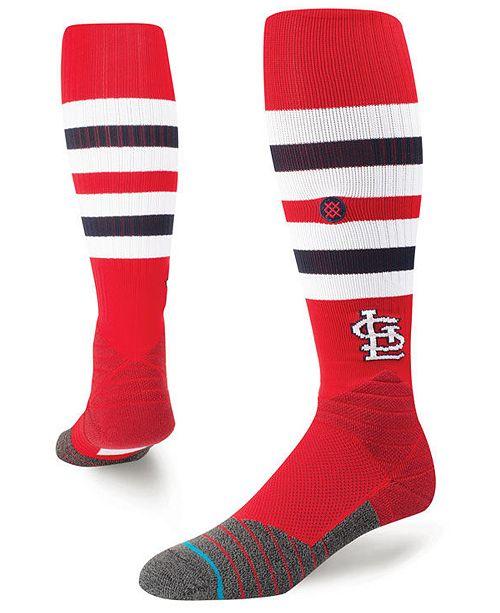 Stance St. Louis Cardinals Diamond Pro Team Socks