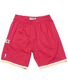 Mitchell & Ness Men's Houston Rockets Swingman Shorts