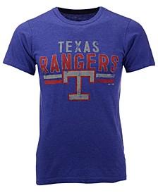 Men's Texas Rangers Coop Souvenir Ticket T-Shirt