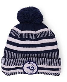 New Era Los Angeles Rams Home Sport Knit Hat