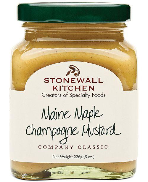 Stonewall Kitchen Maine Maple Champagne