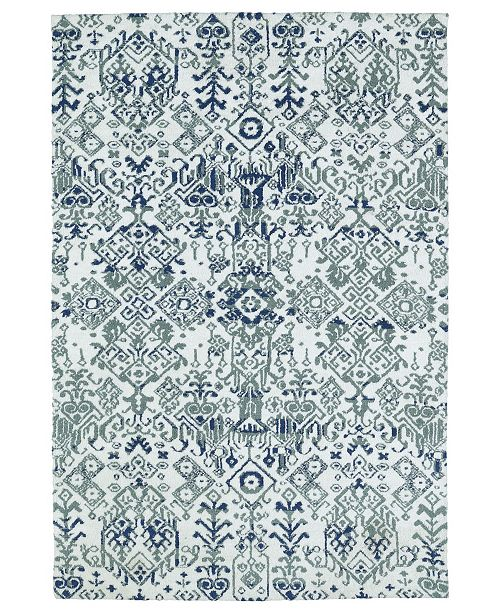Kaleen Cozy Toes CTC01-01 Ivory 3' x 5' Area Rug
