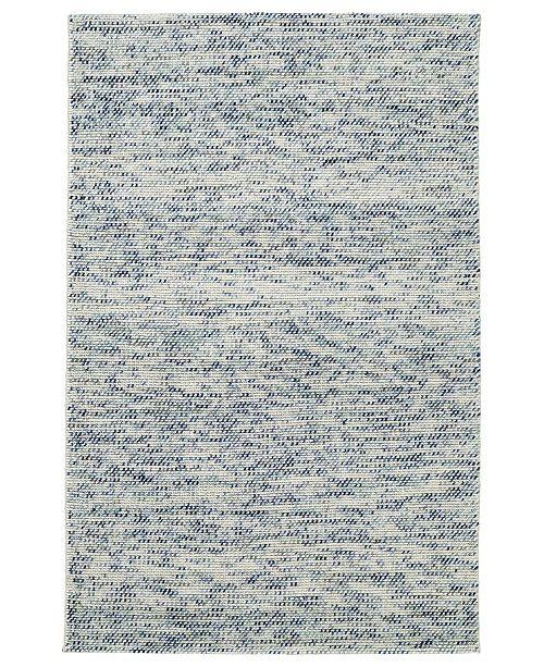 Kaleen Cord CRD01-17 Blue 9' x 12' Area Rug