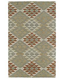 Lakota LKT02-53 Paprika 2' x 3' Area Rug