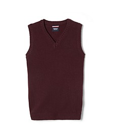 Big Boys V-Neck Sweater Vest