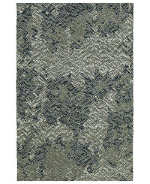 Kaleen Ceneri CEN02-68 Graphite 8' x 10' Area Rug