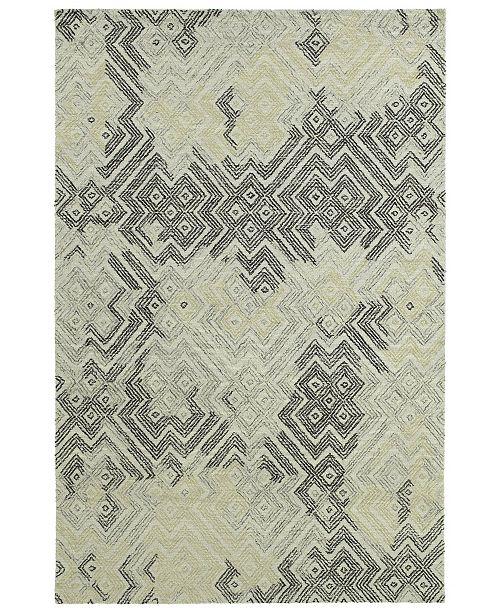 Kaleen Ceneri CEN02-01 Ivory 4 'x 6' Area Rug