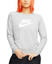 Women's Sportswear Essential Logo Fleece Sweatshirt
