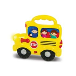 The Learning Journey Early Learning- Wheels on the Bus