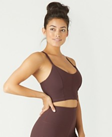 Glyder Ribbed Charge Sports Bra