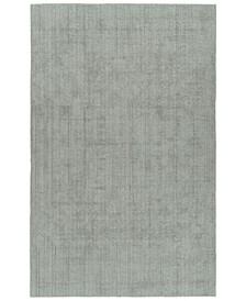 "Minkah MKH02-77 Silver 7'6"" x 9' Area Rug"