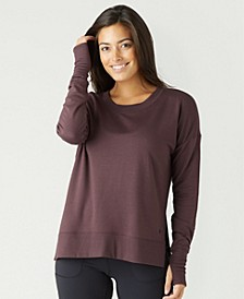 Soft Lounge Long Sleeve Sweatshirt