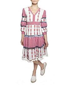 Sorrento V-Neck Dress