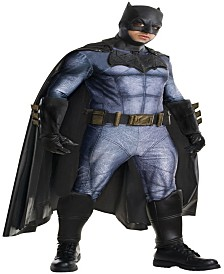 BuySeason Men's Batman V Superman- Dawn of Justice - Batman Grand Heritage Costume