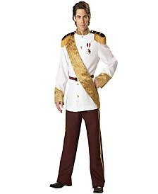 BuySeason Men's Prince Charming Elite Collection Costume