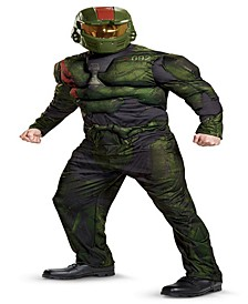 BuySeason Men's Halo Wars 2 Jerome Muscle Costume