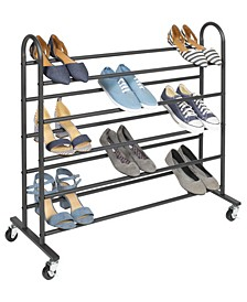 Free-Standing 5 Tier Shoe Rack