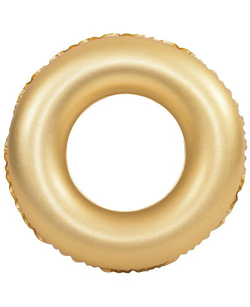 """Northlight 35"""" Inflatable Sparkle and Shine Pool Ring Float"""