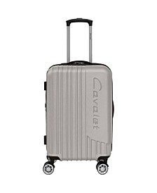 Malibu Hardside Expandable Lightweight Spinner Carry-On