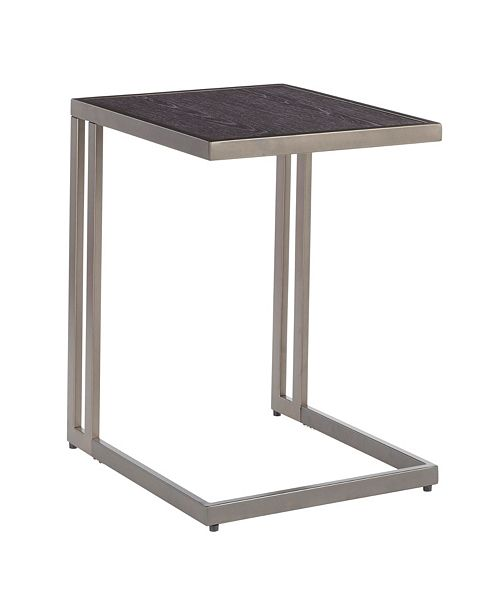 Lumisource Roman Side Table, Quick Ship