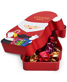 G Cube Santa Chocolate Gift Box, 8 Piece Set