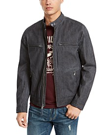 Men's Waxed Bonneville Jacket