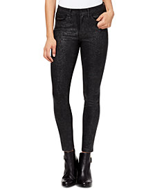 WILLIAM RAST Perfect Sparkle Denim Skinny Jeans
