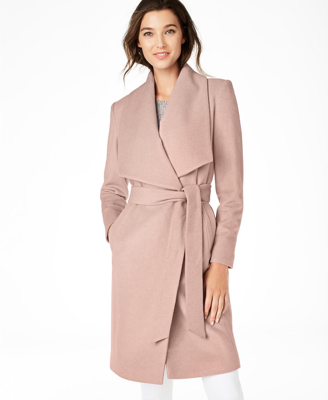 Macys限时:秋冬大衣、外套折上折低至$28!