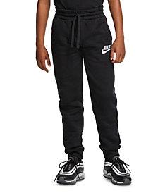Nike Big Boys Fleece Jogger Pants