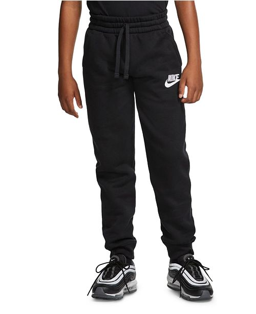 nike fleece jogger pants