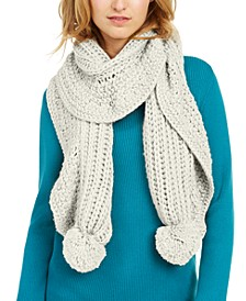 Ruffle-Knit Boa Scarf, Created for Macy's