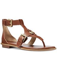 Preston Flat Sandals