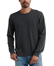 Men's Ribbed Crewneck Sweatshirt