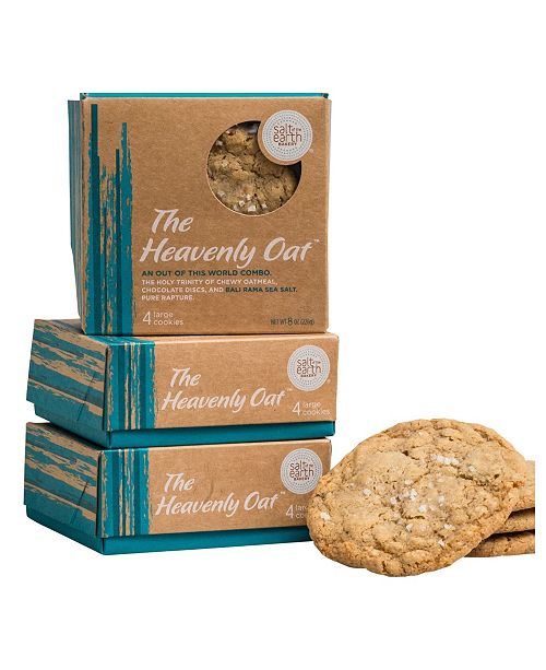Salt of the Earth Bakery The Heavenly Oat Cookie