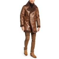 I.N.C. Men's Faux Suede Faux Fur Jacket Deals